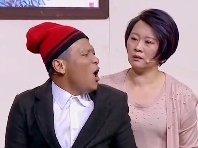 宋小宝《乡爱》剧组同台_为治不孕不育误入骗局.mp4